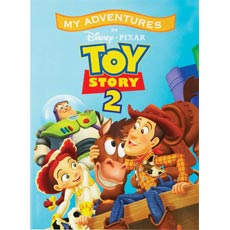 Personalised Disney Toy Story 2 Book