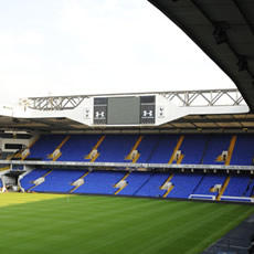 Tour of Tottenham Hotspur's White Hart Lane Stadium for Two