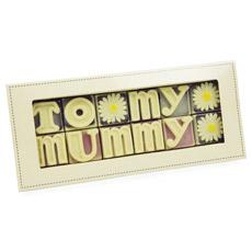 To My Mummy Chocolates