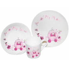 Princess Breakfast Set