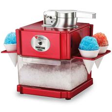 Snow Cone Ice Crusher and Slush Maker