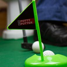 Potty Putter