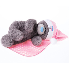 Tatty Teddy Sleep Tight Interactive Bear