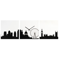 Karlsson London Skyline Wall Clock