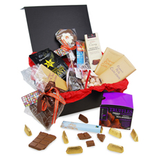 Personalised Deluxe Chocolate Box
