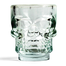 Skull Shot Glasses x 4