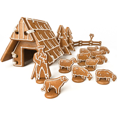 Gingerbread House Making Kit