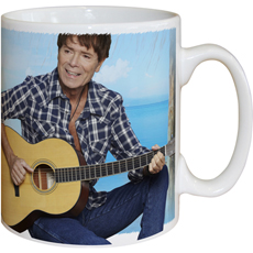 Personalised Cliff Richard Mug