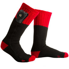 Outback Battery Heated Socks - Mens