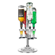 LED Rotary Bar Caddy