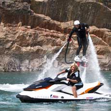 Flyboarding Experience