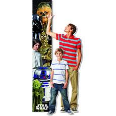 Star Wars Height Chart
