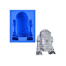 Deluxe R2 D2 Ice Tray
