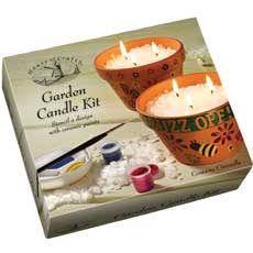 Citronella Garden Candle Making Kit