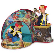 Jake And The Neverland Pirates Play Tent