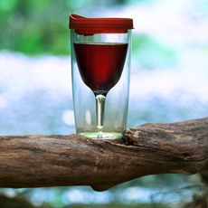 Portable Wine Glass