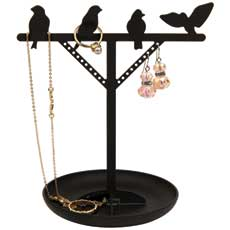 Bird Jewellery Stand - 25 Cheap And Unique Mothers day present Ideas For Super Moms | Gifts Ideas For Mom