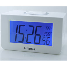 Talking Big Digit Alarm Clock