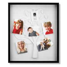 Family Tree Wall Frame - Black