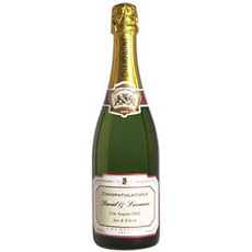 Personalised Champagne - Any Occasion