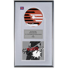 Your Life's Theme Song - Premiere Plaque