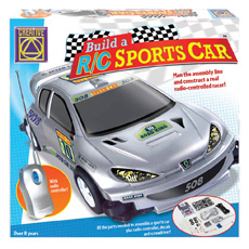 Build a Radio Controlled Sports Car