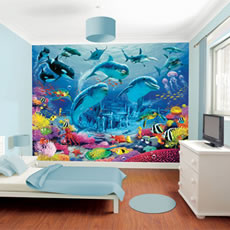 Walltastic Sea Adventure