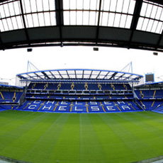 Tour of Chelsea's Stamford Bridge Stadium for Two