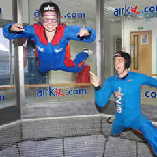 2 For 1 Airkix Indoor Skydiving - Super Saver