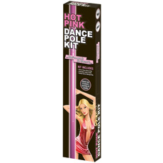 Pole Dancing Pole - Peekaboo Hot Pink Pole