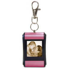 TAO Digital Key Ring - Pink