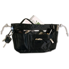 Handbag Organiser - Black - 25 Cheap And Unique Mothers day present Ideas For Super Moms | Gifts Ideas For Mom