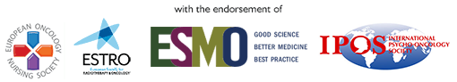 With the endorsement of EONS, ESTRO, ESMO