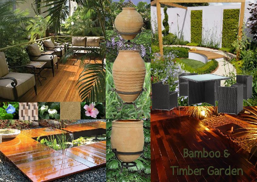 Bamboo & Timber Garden
