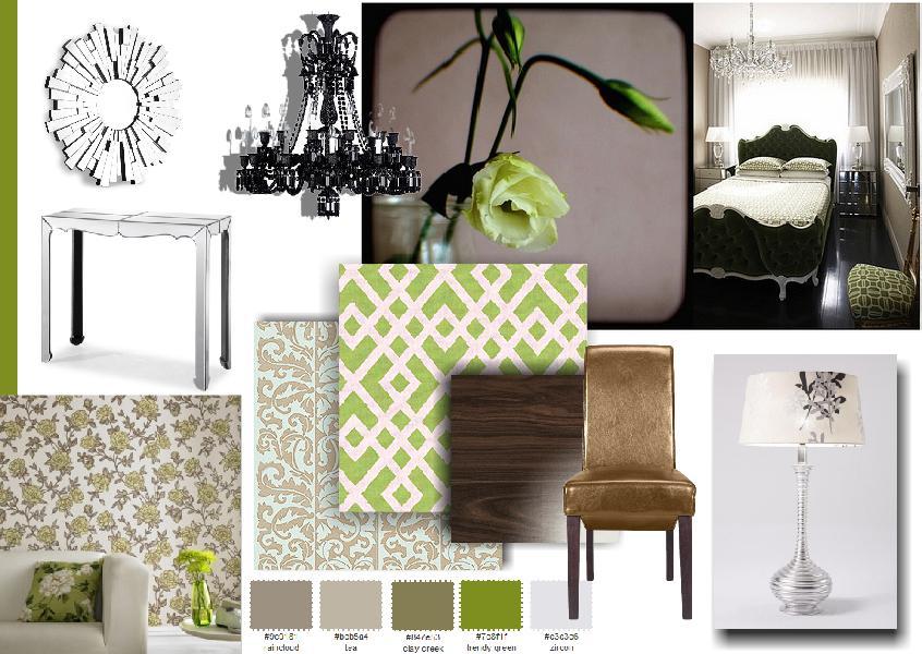 Fresh Bedroom Design