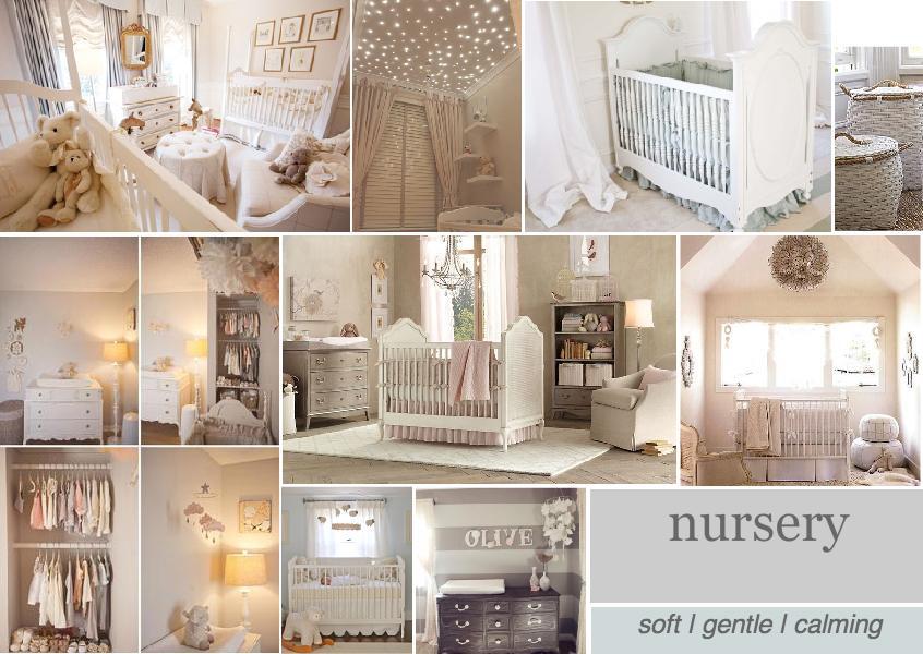 nursery design concept
