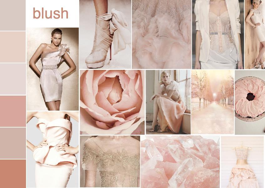 the color blush