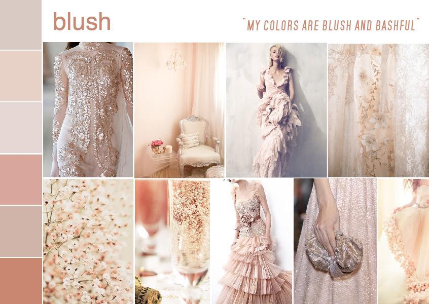 the color blush II