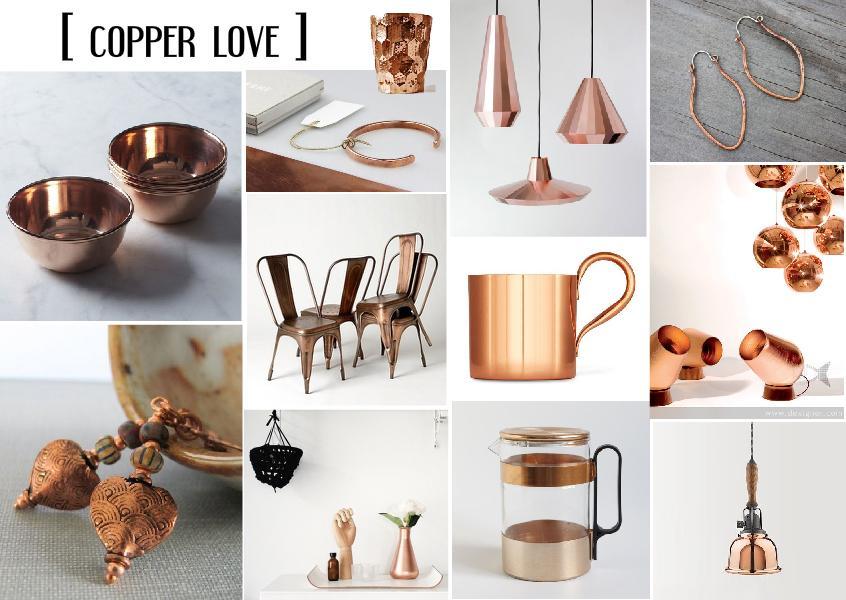 design trend | copper