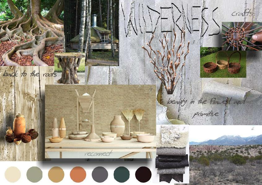 Wilderness trend..back to the roots