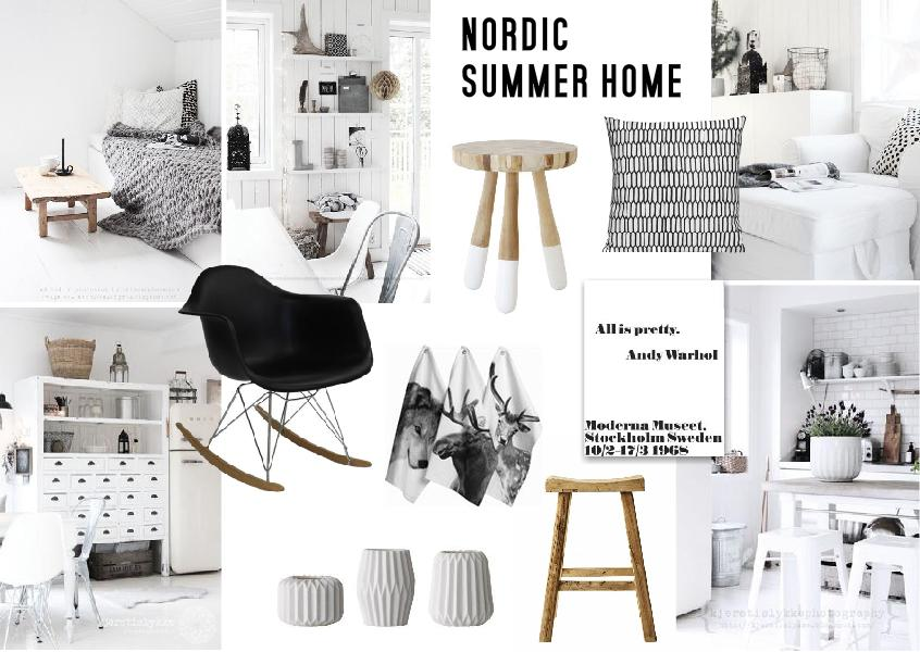 Nordic Summer Home