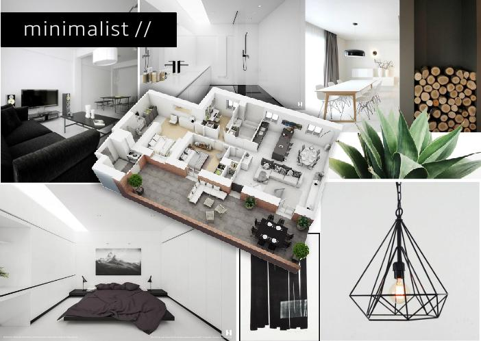 Minimalist Interior Design