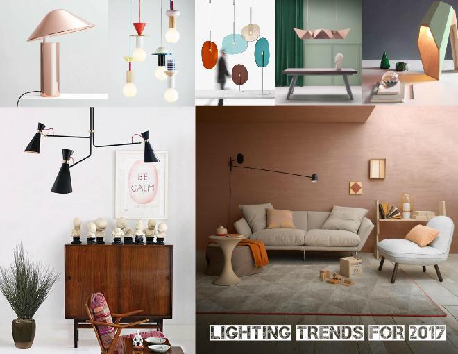 Lighting trends for 2017