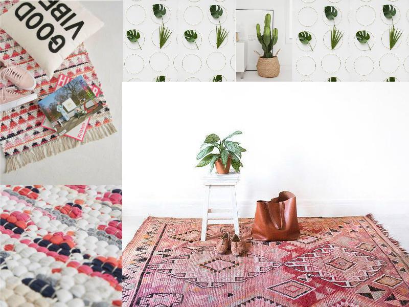 Ethnic rugs