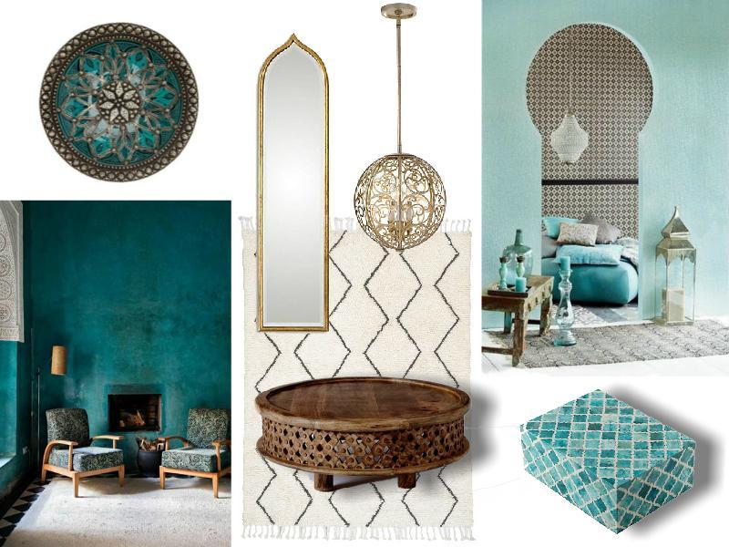 Trend Alert MoroccanInspired Interiors