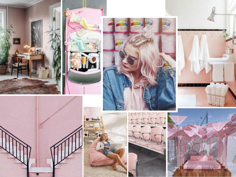 Millennial Fashion and Interior Craze