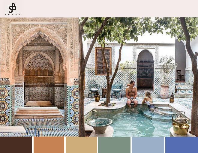 Marrakech design trend 2018