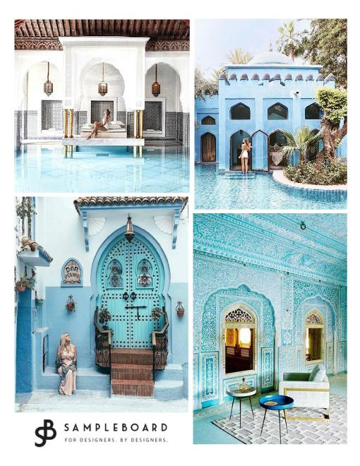 The Style Mecca for 2018 Morocco