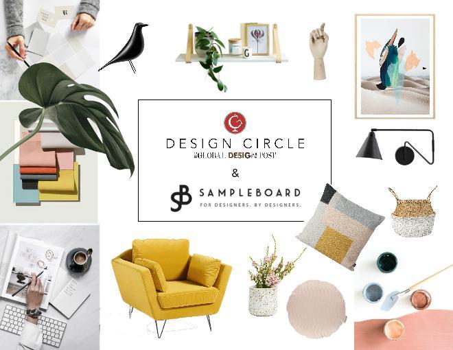 Design Circle and SampleBoard empowering interior designers