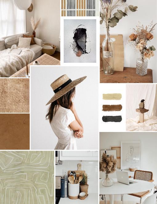 Natural home mindful living